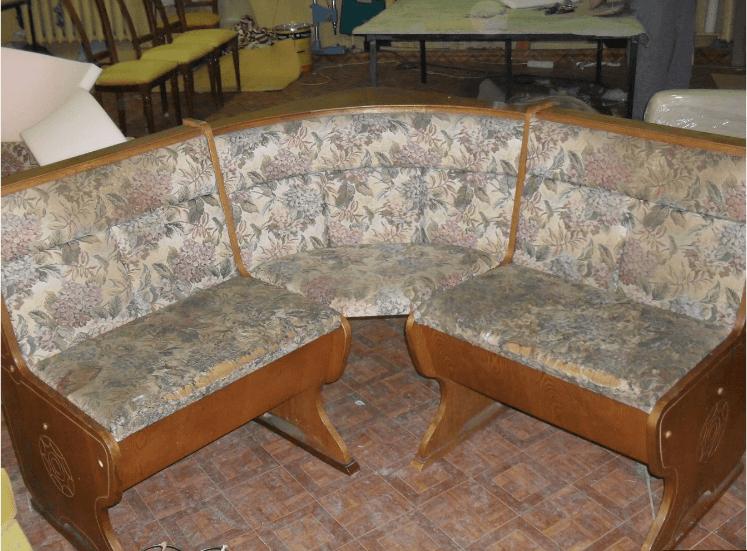 Ремонт деревянной кухонной мебели