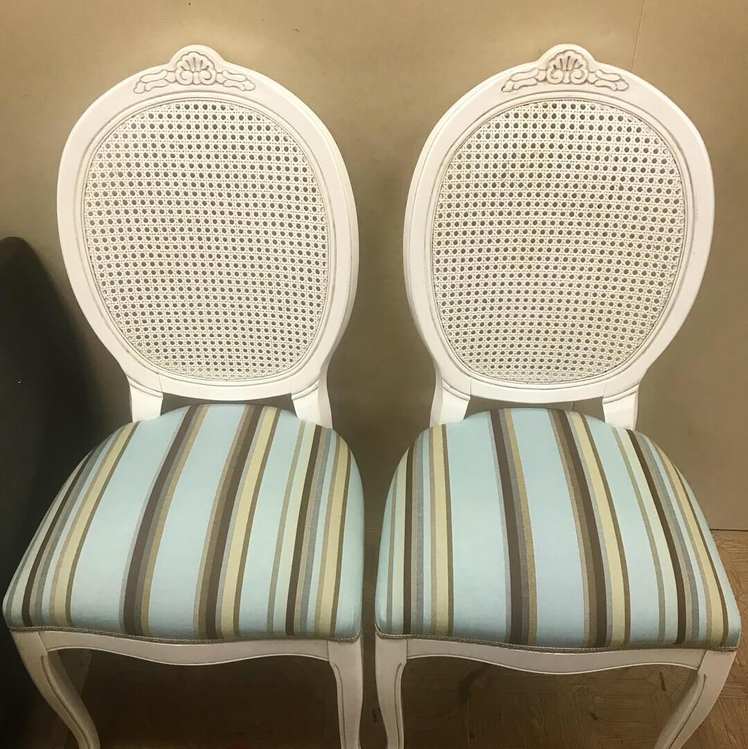 Обивка стульев Антикоготь