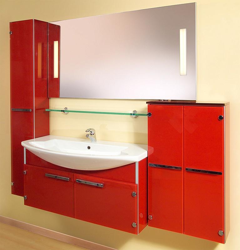Мебель для ванной из МДФ на заказ
