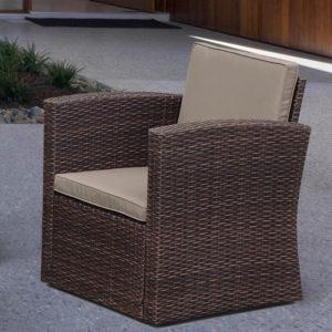Мебель из искусственного ротанга на заказ
