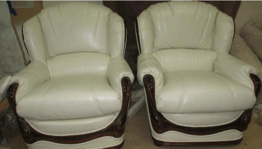 Сколько стоит обивка мебели