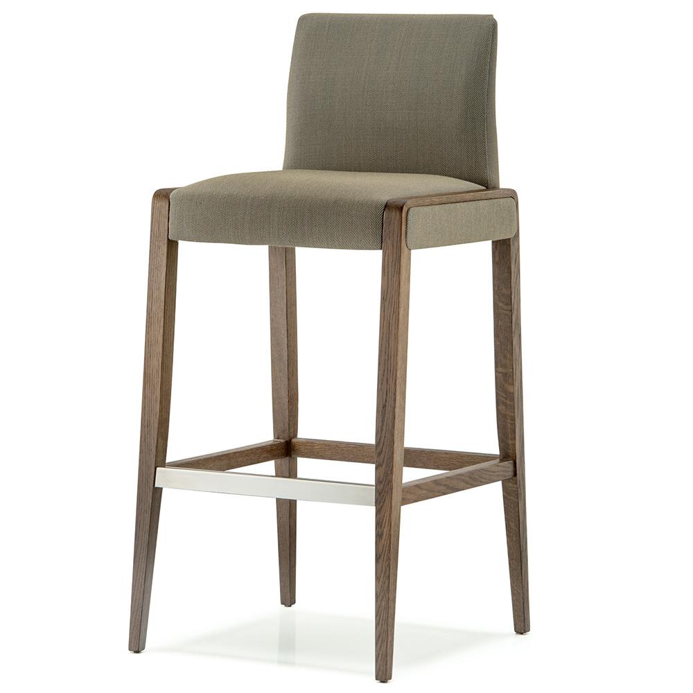 Перетяжка барных стульев
