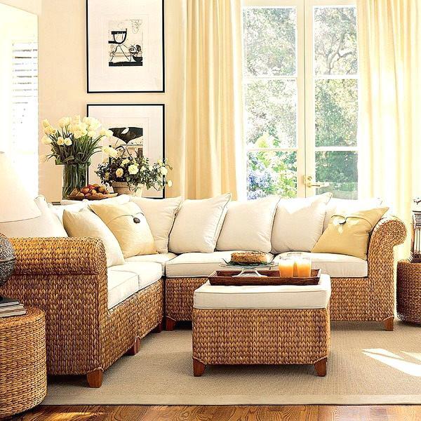 Ремонт мебели из ротанга