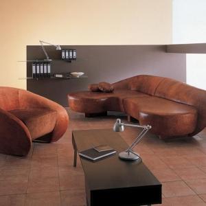 Реставрация дивана из нубука