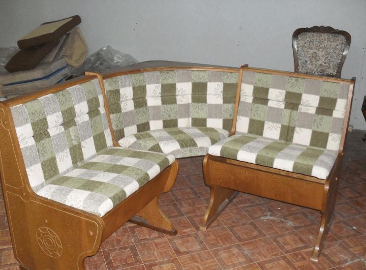 Реставрация ткани на мебели