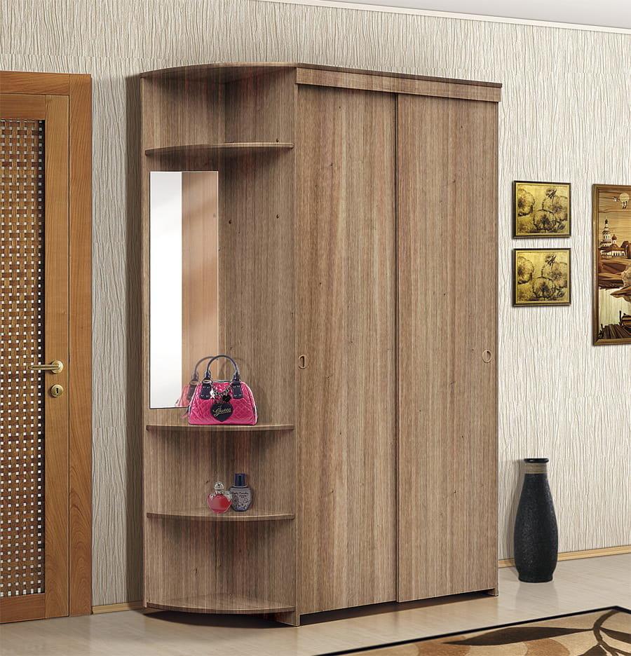Реставрация мебели в прихожей